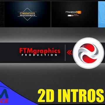 2D Intros pack