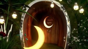 3D Ramadan Greeting Video (2 Versions)