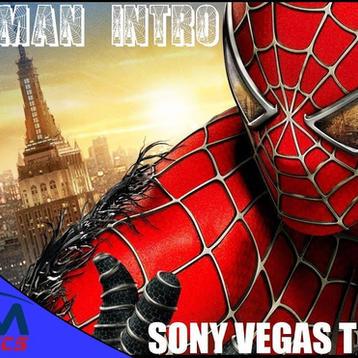 Spiderman Intro