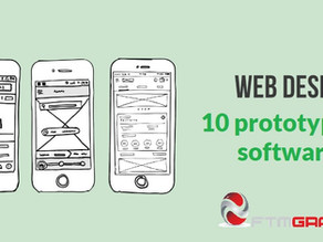 Web design: 10 prototyping software for your models