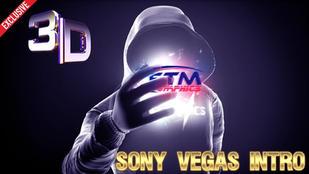 Hoodie Man Cinematic Logo