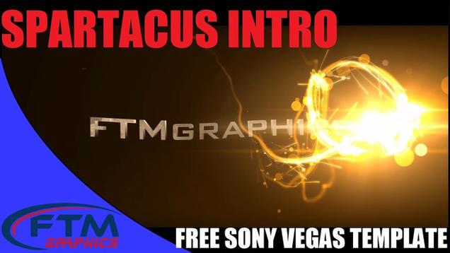 Spartacus Intro