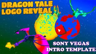 Dragon Tale Logo Reveal
