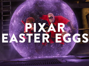 Pixar has compiled all the easter eggs from its films in one video