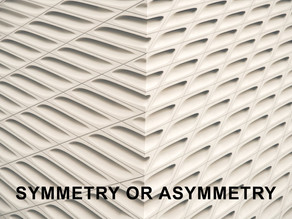 Symmetry and asymmetry: how to balance your graphic creation?