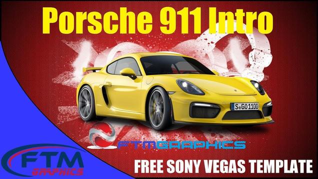 porsche 911 opener