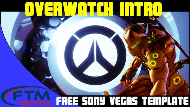 Overwatch Intro