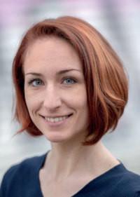 Anna Seidl, VFX / VR Producer.