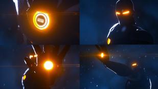 Iron-Man Logo Reveal Template