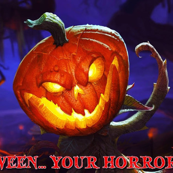 3D Halloween Your Horror Story