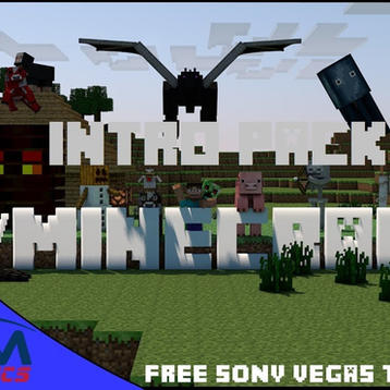 Minecraft intro pack
