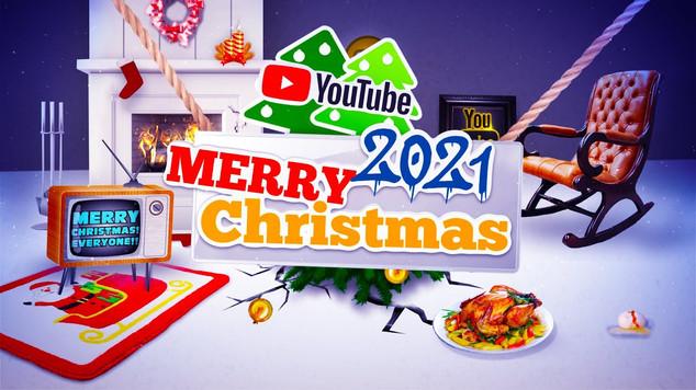 Merry Christmas funny YouTube Opener