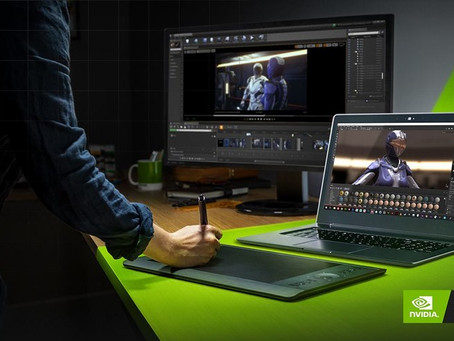 NVIDIA Launches NVIDIA Studio High Performance Platform