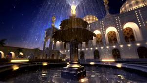 3D Ramadan Greeting Video