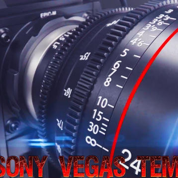 3D RED CAMERA Epic Logo Reveal
