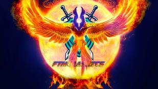 Phoenix Logo Reveal
