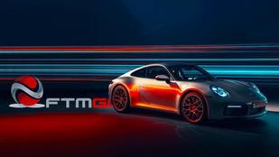 Sport Car Logo Reveal