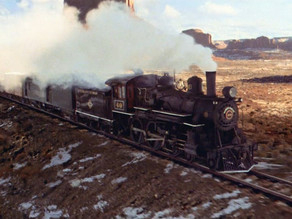 Method Studios Crashes Photoreal Train in AT&T Wild West Heist Spot