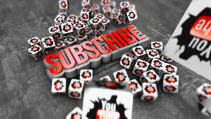 YouTube Subscribe Outro