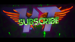 YouTube Subscribe Intro Outro without text