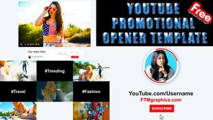 YouTube Promotional Intro