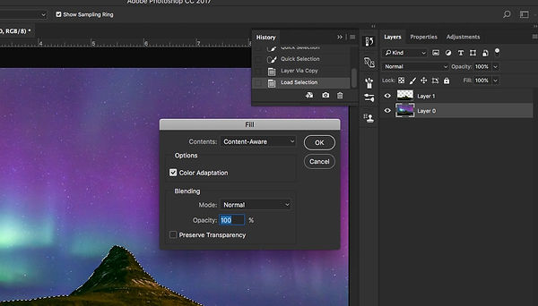 How to Create a 2.5D Parallax Effect on Images in Photoshop CC
