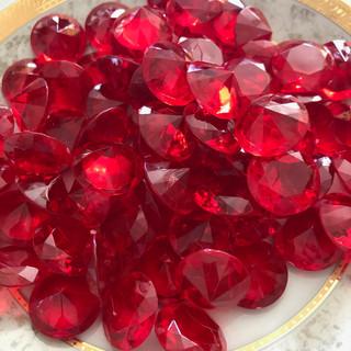 Bulk Acrylic Gems .75_