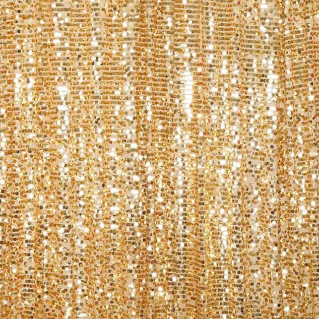 10'x20' Payette Backdrop Curtain Gold