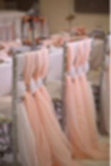Wedding Sash styling - The Weave