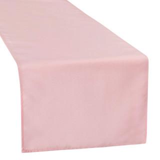 Polyester Table Runner Dusty Rose