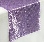 Lavender Sequin Table Runner.jpg