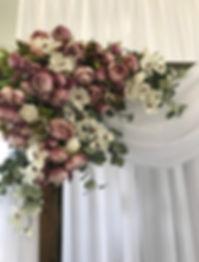 Arch Flower Arrangement.JPG