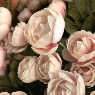 Peony Bunch - Pale Pink