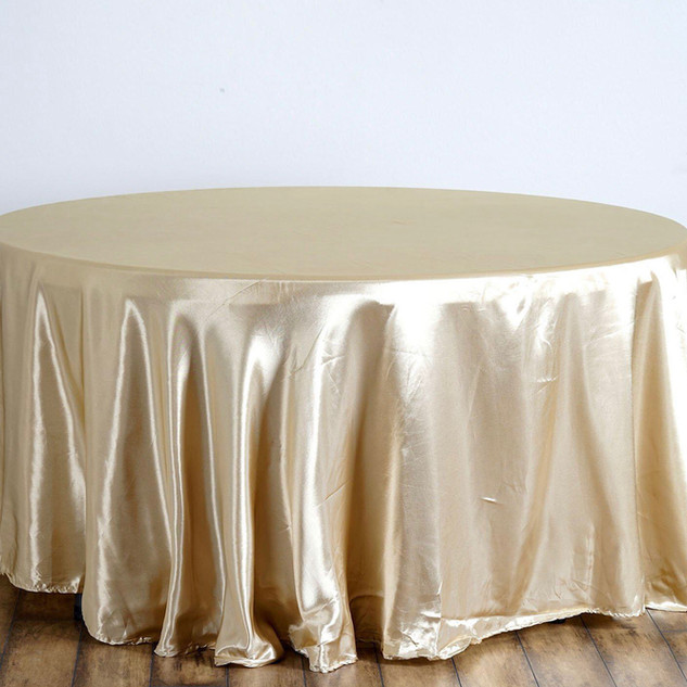 Satin Round Tablecloth Champagne.jpg