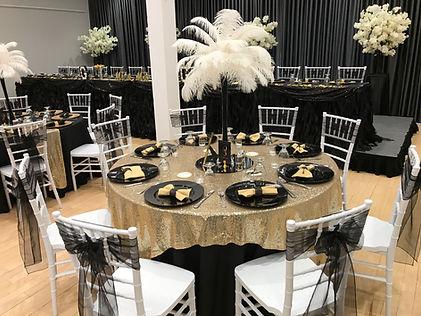 Reception - Beveridge Landmark