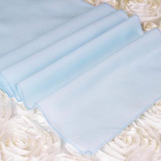 Polyester  Table Runner  Light Blue