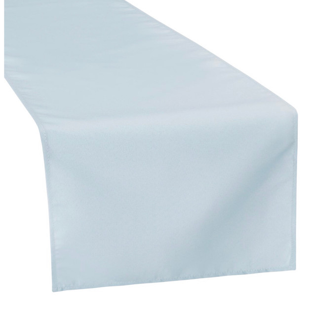Polyester Tablecloth Dusty Blue