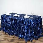 Navy Taffeta Table Skirt.jpg