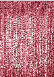 10x20 Payette Backdrop Curtain Red