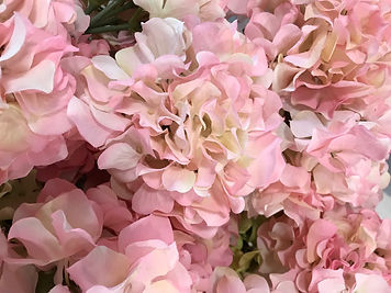 Bulk Hydrangea Head Pink