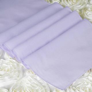Polyester  Table Runner  Lavender