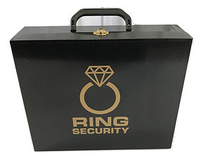 Ring Security Box Black