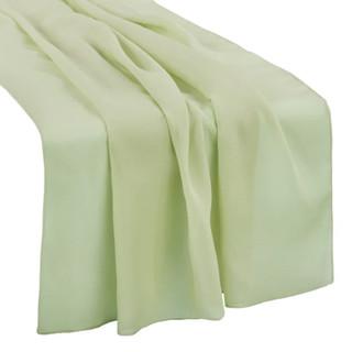Chiffon Runner Sage Green 10'