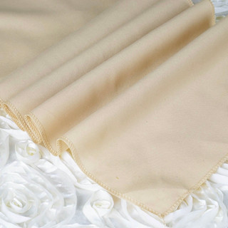 Polyester  Table Runner  Champagne