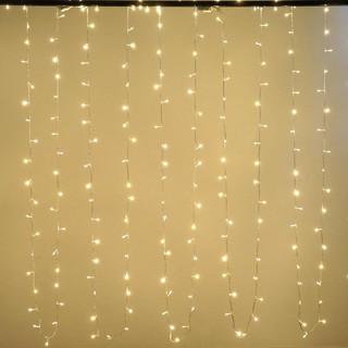 LED String Fairy Lights Warm White 30'