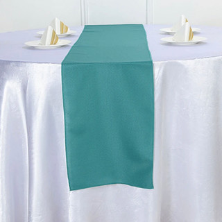 Polyester Table Runner Teal