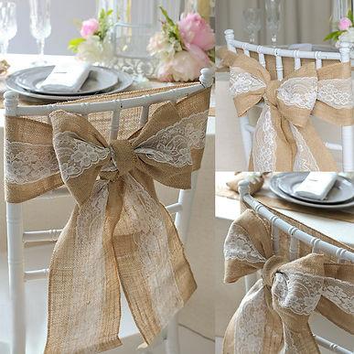 Wedding Sash styling - The Bow