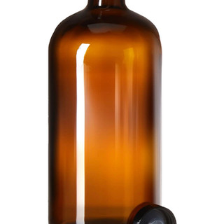 Brown Glass Bottle 32oz