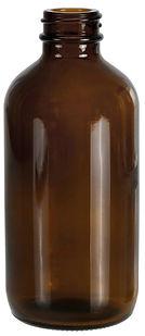 Brown Glass Bottle 8oz