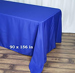 90x156 Royal Blue Polyester Rectangle.jp